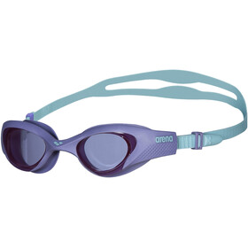 arena The One Swimglasses Women smoke/violet/turquoise